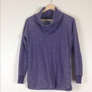 Women's Columbia Purple Sweater Size M